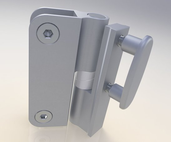 H05 Capped Hinge System