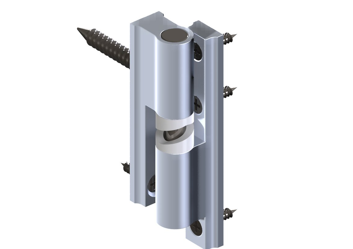 Rise Fall Cubicle Hinge Alm Products Limited