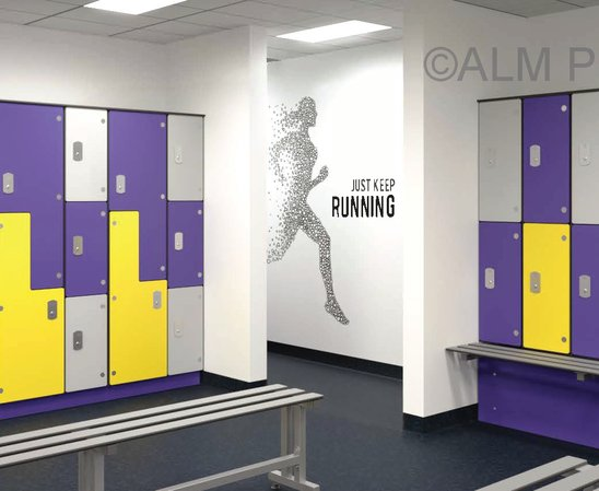 LeisureLine Lockers